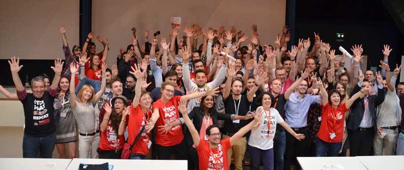 Découvrez tous les participants du Startup Weekend Mulhouse 2017