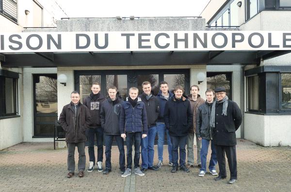 La rentrée d'UHA 4.0 | Technopole Mulhouse