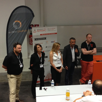 Startup Weekend Mulhouse 2014 - Le jury