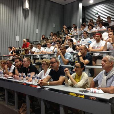 Startup Weekend Mulhouse 2014 - Le participants