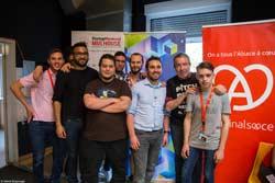 Startup Weekend Mulhouse 2017 - Activarea -Prix coup de cœur du jury